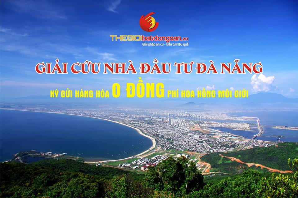 Miễn phí tiền hoa hồng môi giới cho khách hàng ký gửi đất nền tại Đà Nẵng